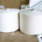 タオルの糸