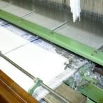 タオルの織機
